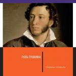 актёр пушкин